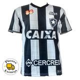 Camisa Botafogo 2018 - Camisa Botafogo Masculina no Mercado Livre Brasil 9d9734e3b338b