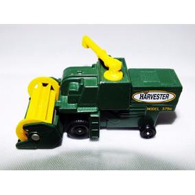 Matchbox - Colheitadeira Harvester 379a - 7,2cm