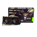 Tarjeta De Video Asus Strix 4gb Nvidia Gtx 970 Oc