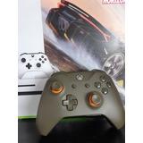 Contron Xbox One Edicion Halo 5