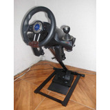 Cockpit Plegable Para Simulador Fr Autos Pc, Soporte Carrera