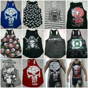 Kit 10 Camisetas-regatas-atacado-promocao-barato-masculinas 88f0ce82bf3