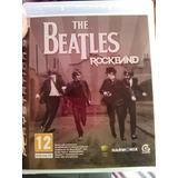 Beatles Rock Band Ps3