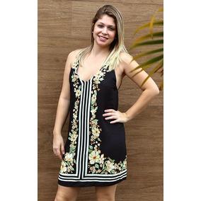 71aceef6a Farm Vestido Curto Estruturado Mangas R$ 200,00 - Vestidos Curtos ...