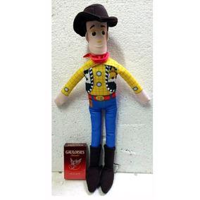 7eda67adea6b2 Muñeco Woody El Vaquero Toy Story 45 Cm De Largo Aprox - Muñecos y ...
