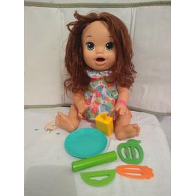 e3c803c5c5 Boneca Baby Alive Acessorios Comilona - Brinquedos e Hobbies no ...