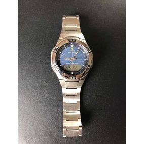 88725c3546b Relogio Casio Wave Ceptor - Relógios no Mercado Livre Brasil