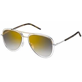 67ac58455bd76 Oculos Aviador Feminino De Sol Marc Jacobs - Óculos no Mercado Livre ...