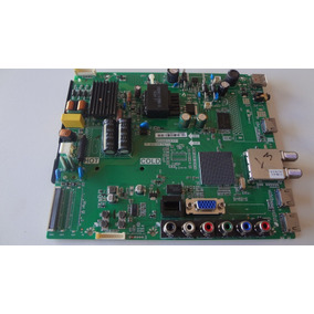 Placa Principal Semp Toshiba Sti Tcl 32l1600 Com Defeito