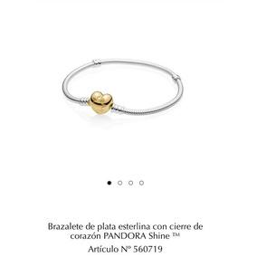 4eefb5e721eb Pulsera Pandora Ale Plata Sin Piedras Estado De Mexico - Pulseras en ...