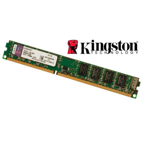 Memoria 4gb Ddr3 1333mhz Kingston Pc 3-10600.kvr1333d3n9/4g