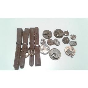 Relojeria Subasta De Repuestos Antiguos Lote D19