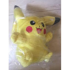 Pikachu De Pelúcia Grande