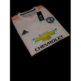 Camisa Man.united Rosa Original