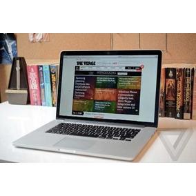 Laptop Mackbook Pro 15 Pulgadas Con Todos Sus Accesorios.