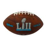 Balon Americano Conmemorativo Super Bowl 52logos Sint Wilson