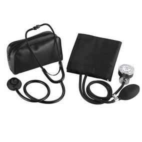 Baumanómetro One Y Estetoscopio Doble Kit Medico