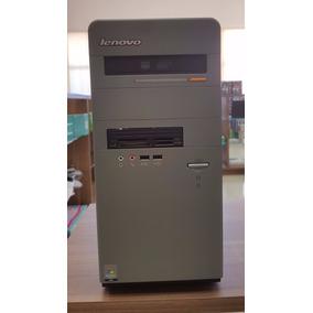 Computador Lenovo E100-9626 Celeron E3300 2gb 160gb Dvd Wifi