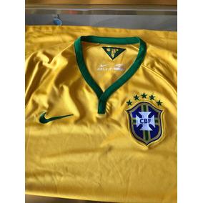 Camisa Jersey Brasil 2014 M Original Nueva Sin Etiqueta
