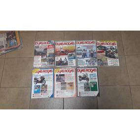 Revista Duas Rodas Nº 139 E 142 E 148 A 150 - Ano 1987