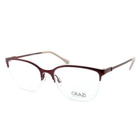 Armação De Óculos  Bacchio D. Italy Grau Outras Marcas - Óculos ... d9212b1c5d