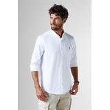 Camisa Cont. Sport Oxford Ml Reserva