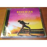 Cd - Bohemian Rhapsody - Queen - Musica De La Pelicula