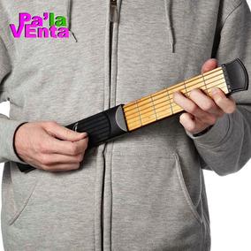 Guitarra Portátil - Para Practicar Acordes