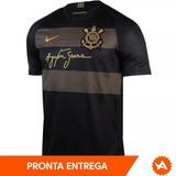 Camiseta Camisa Corinthians Ayrton Senna Oficial 92acab9cd8d8a