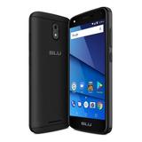 Celular Blu C5 8gb Flash Frontal Android 6.0 Capa + Pelic