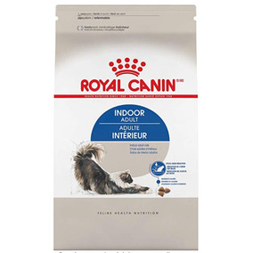 2 Paquetes Royal Canin Indoor Adult Cat 3.18 Kg