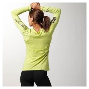 fb8bb14b75 Camiseta Reebok Crossfit Compressão Masculina - Camisetas e Blusas ...