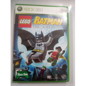 Lego Batman 1 Xbox 360 En Mercado Libre Mexico