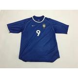 Camisa Da Seleção Brasileira Ronaldo no Mercado Livre Brasil d1839c9860b62