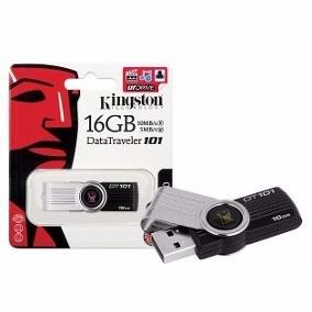 Pendrive 16 Gb Kingston Flash Drive Tienda Mayor Detal Nuevo