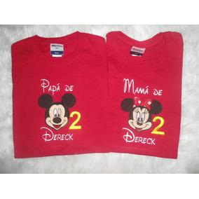 Playeras Mickey Para Fiesta en Mercado Libre México 7e68e96102326