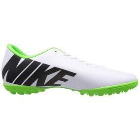Tenis Nike Futbol Mercurial Victory Iv Tf Turf Blanco Cr7 - Tacos y ... 2fc16e4bdaee8