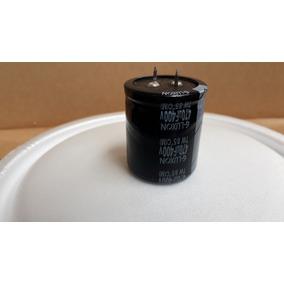 Condensador Eletrolítico 330 Uf X 450 Volts 02 Pç Por 25,00