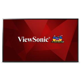 Pantalla Comercial Viewsonic 43 Cde4302 Led Full Hd Hdmi Usb