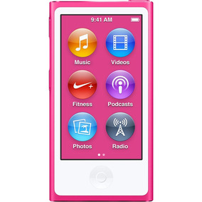 Ipod Apple 16 Gb Original Pink