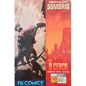 Hq Reinado Sombrio #17 Marvel Panini Maio/2011