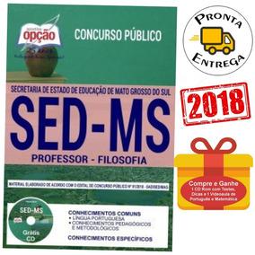 livro do professor de filosofia livros no mercado livre brasilapostila sed ms 2018 professor de filosofia