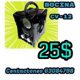 Bocina Bluetooth Cv-12