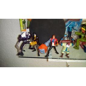 Generador Rex Colección 4 Figuras Lote