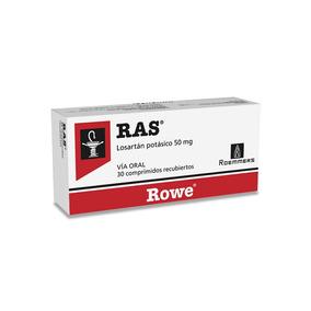 Ras 50 Mg X 30 Comprimidos Recubiertos