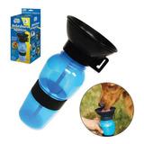 Bebedouro Aqua Squeeze Água Portátil Viagem Pet Cães Garrafa