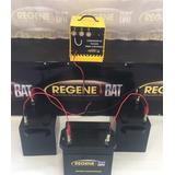 Reparacion De Baterias Acumuladores Equipo Economico