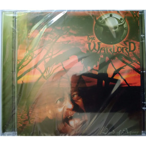 Cd The Warlord - Land Of Agony (original E Lacrado)