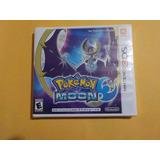 Pokemon Moon Para Nintendo 3ds