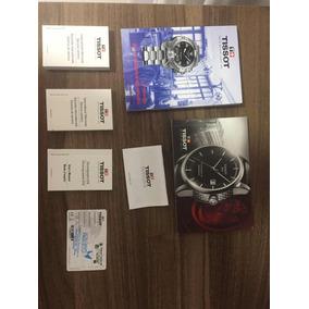 Catálogos De Relógios Tissot Originais